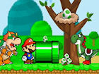 Play Mario & Yoshi Eggs game.