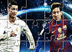 Messi Vs Christiano Puzzle