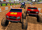 Monster Wheels 3D game