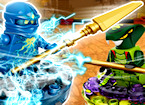 Lego Ninjago Energy Spear