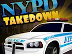 NYPD Takedown game image