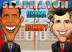 Obama vs Romney game image