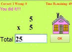 One Minute Multiplication