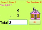 One Minute Subtraction