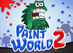 Paint World 2 - Monsters
