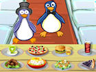 Play Penguin Cookshop game.