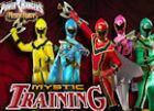 Play Power Ranger Mystic Training game.
