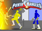 Play Power Rangers Fight game.