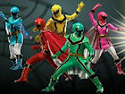 Play Power Ranger Gates Of Darkness game.