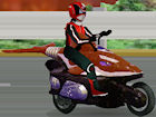 Play Power Rangers Moto Race game.
