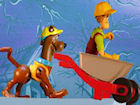 Play Scooby Doo Construction game.