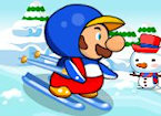 Play Snowy Mario 4 game.