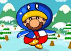 Play Snowy Mario 2 game.