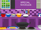 Play Special Noodles game.