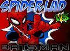 Spiderlad vs Batsman game image