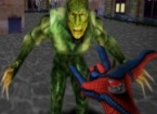 Spiderman Lizard Clone