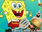 Sponge Bob Krabby Patty Madness game image