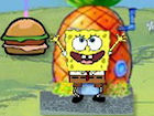 Spongebob Burger Swallow game image