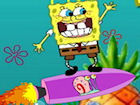 Spongebob Rocket Blast game image