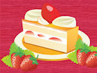 Play Strawberry Cake game.
