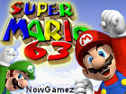Super Mario 63 Flash game image