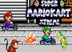 Play Super Mario Kart Extreme game.