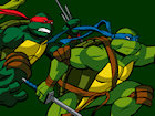 Teenage Mutant Ninja Turtles Shoot down