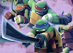 Ninja Turtles Sewer Run game image