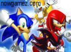 Play Ultimate Flash Sonic game.