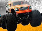 3D Urban Monster Truck game image
