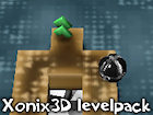 Xonix 3D level pack game image