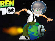 Play Ben 10 Space War