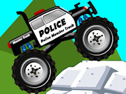 police-monster-truck image