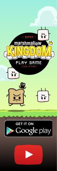 Super Marshmallow Kingdom game Android
